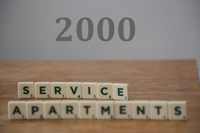 2000 Serviced Apartments - panterra AG erweitert Angebot