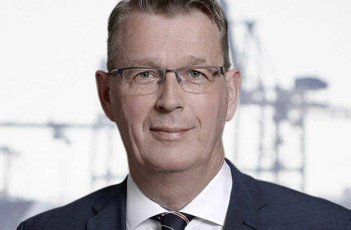 Olaf Geist Geschäftsführer MAGNA Projektentwicklung West / © Magna