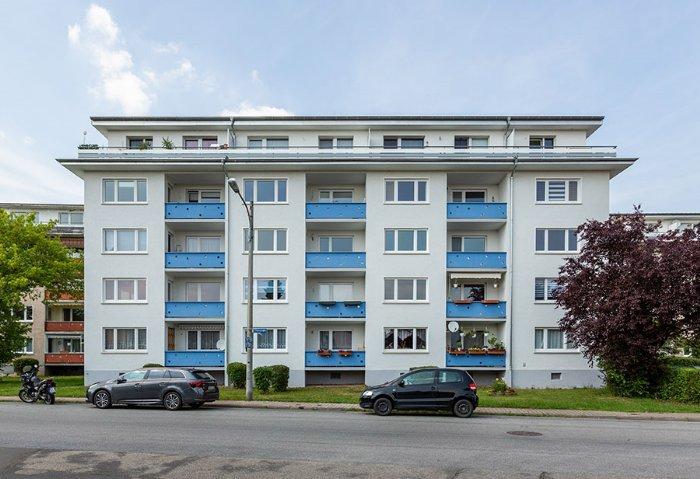Alpha Real Estate Wohnportfolio in Worms