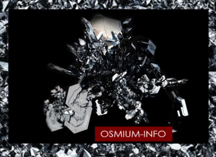 Osmium-Institut - Osmium das seltenste und wertvollste Edelmetall