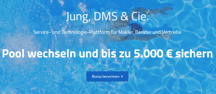 JDC Poolwechselkampagne - erste Ergebnisse