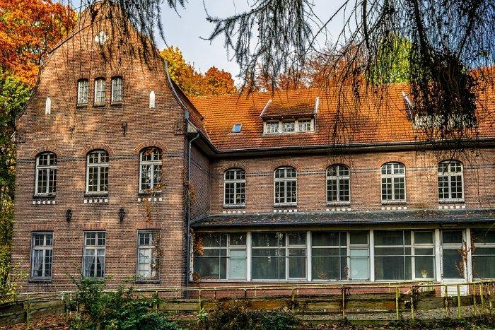 pantera AG Gesundheitscampus Berlin (Beispielbild einer Klinik)