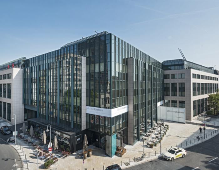 Vermietungserfolg Bürokomplex MC 30 - publity AG