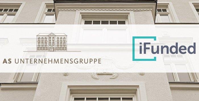 Investmentplattform iFunded - Investmentangebot AS Unternehmensgruppe