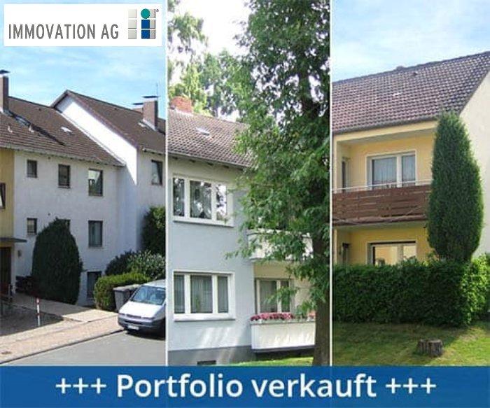 Wohnimmobilienportfolio - IMMOVATION-Unternehmensgruppe