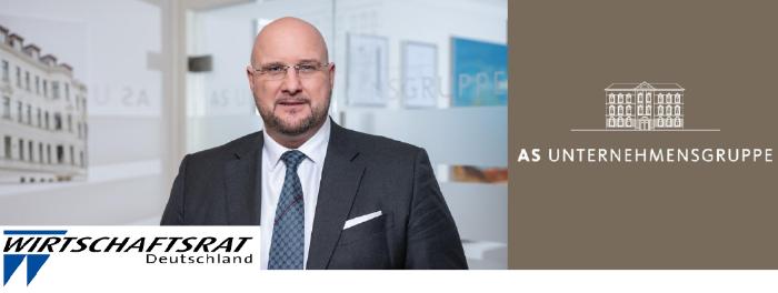 Wirtschaftsrat beruft Andreas Schrobback in die Bundesfachkommission Bau und Immobilien Bild©Wirtschaftsrat & Charles Yunck