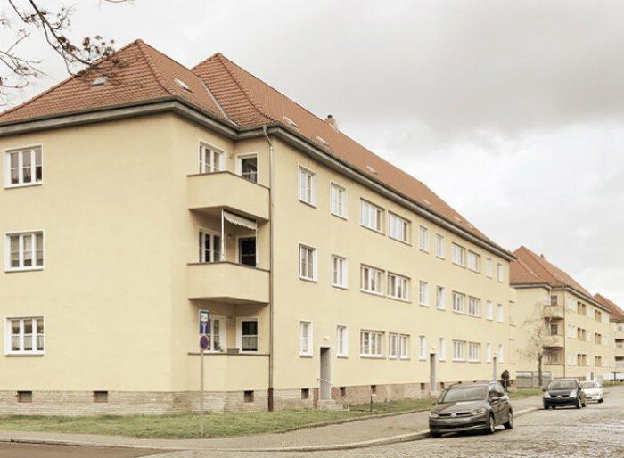 Curie Siedlung Magdeburg - AS Unternehmensgruppe erwirbt Wohnungsportfolio Bild©Alexander von Prümmer