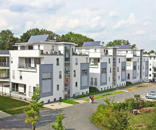 Immobilienprojekte - Immovation Immobilien Handels AG