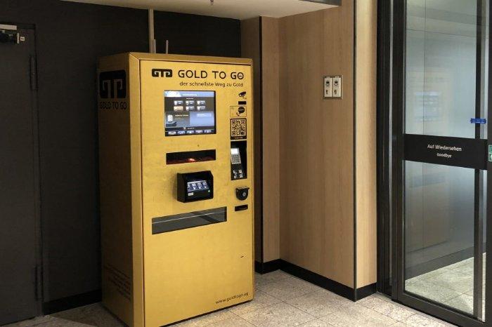 Goldautomaten der GOLD TO GO AG - die neuen Standorte
