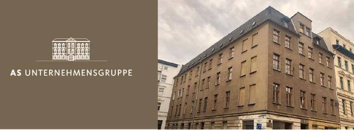 Denkmal-Mehrfamilienhaus in Top-Lage - AS Unternehmensgruppe
