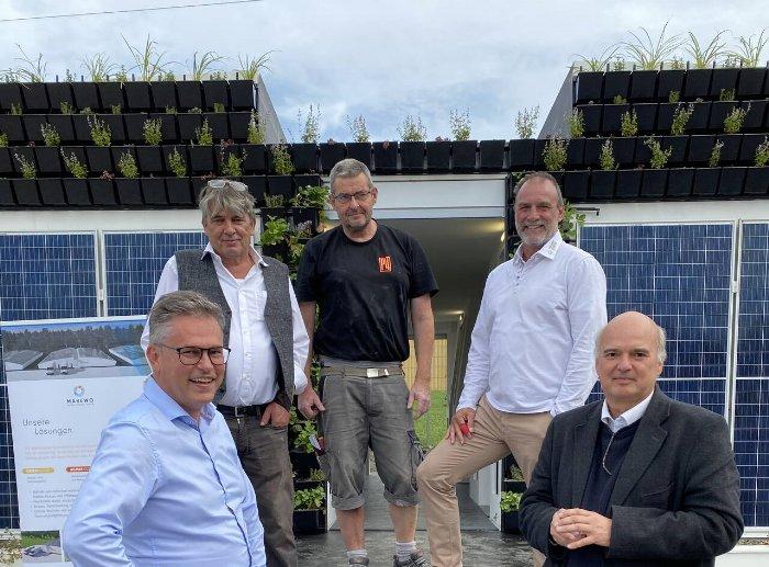 Indoor-Farming - MABEWO AG bietet Lösungen für die Zukunft